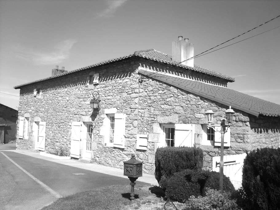 Le Petit Monty - Saint-Malô-du-Bois - Casa