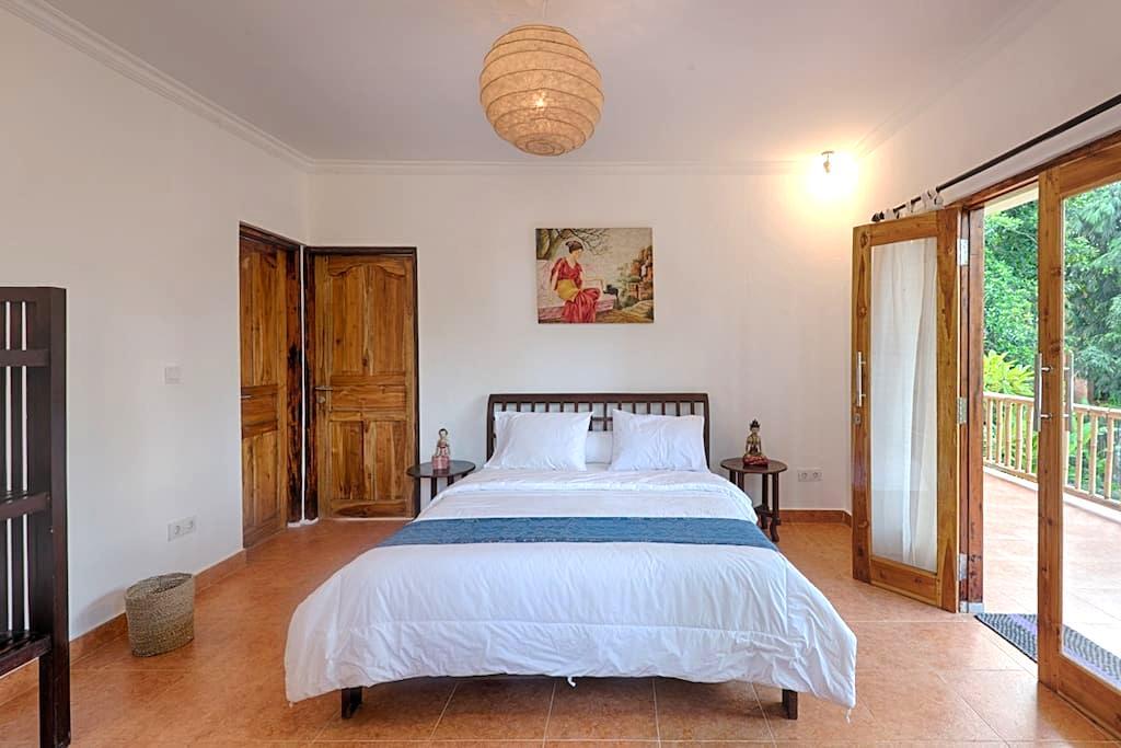 Budget room @ shantitoya ashram - Badung Regency - Apartment