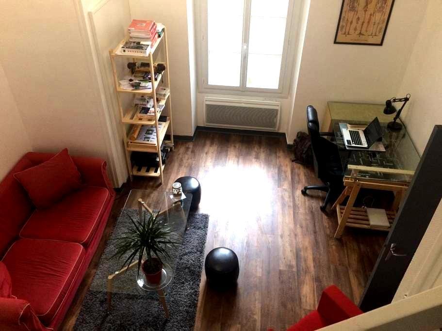 33 m2 en hypercentre - Angers - Apartment