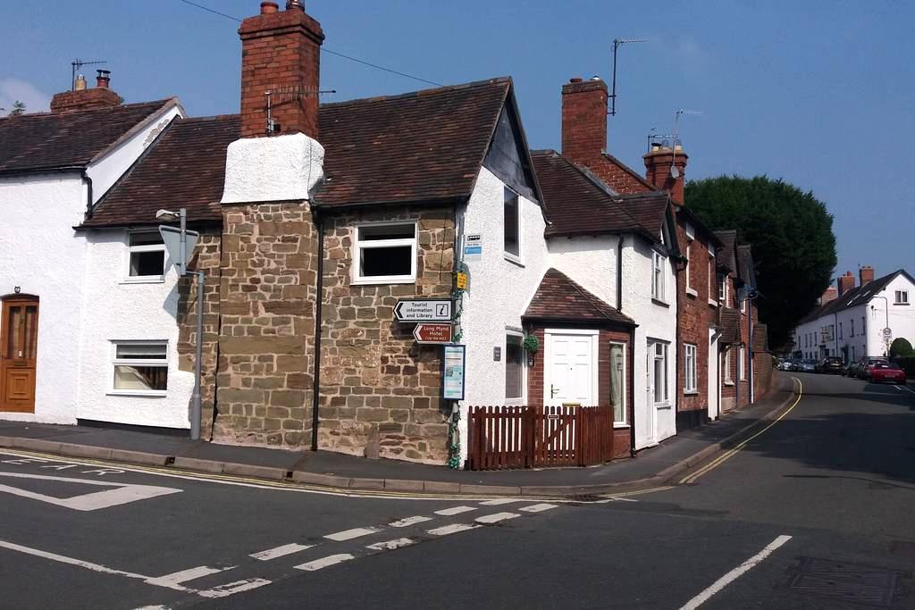 Thursdays Corner, Tudor cottage - Church Stretton - Casa