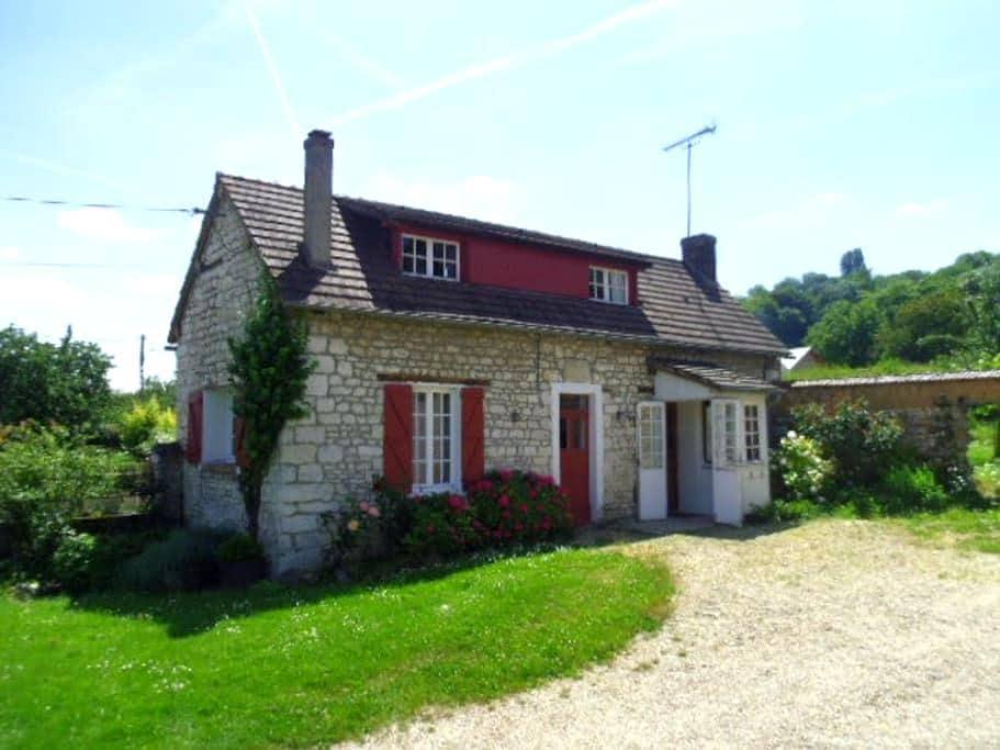 Charmante petite longère - Saint-Pierre-d'Autils - Rumah