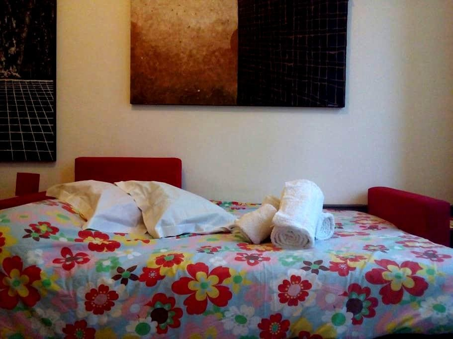 Wide Double Room Near Downtown - Porto - House