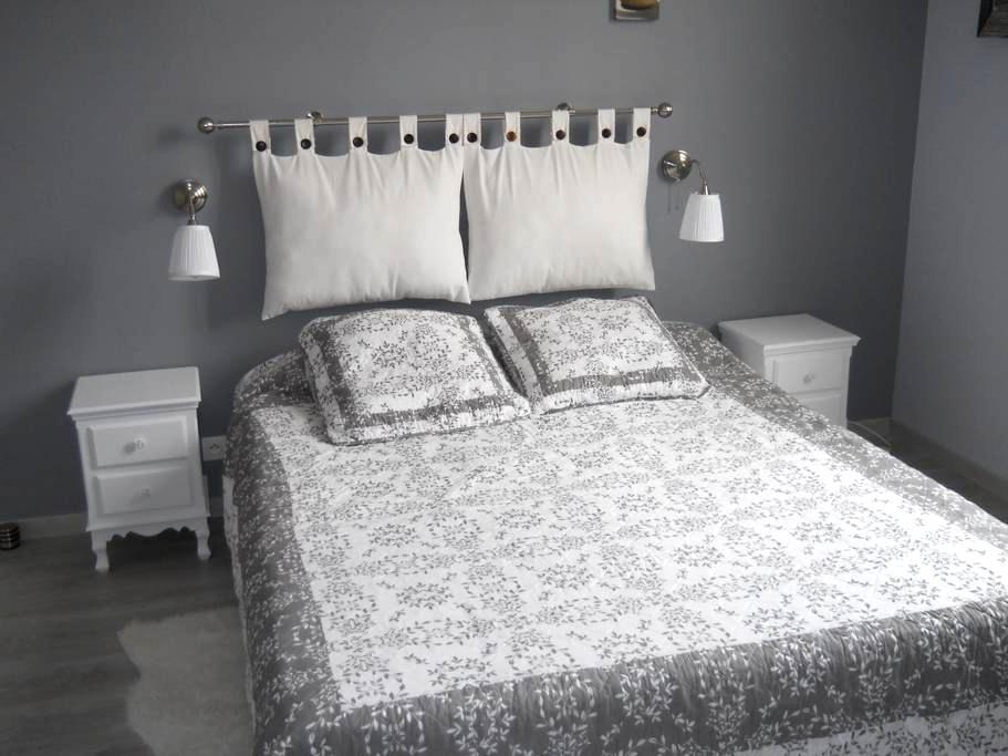 Chambre ambiance zen - Saint-André-de-Cubzac - Bed & Breakfast