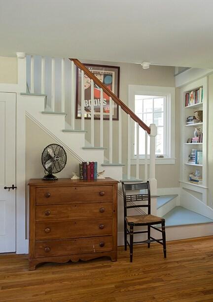 Main Stair.
