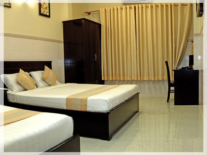 Deluxe  Room at Tay Balo Str