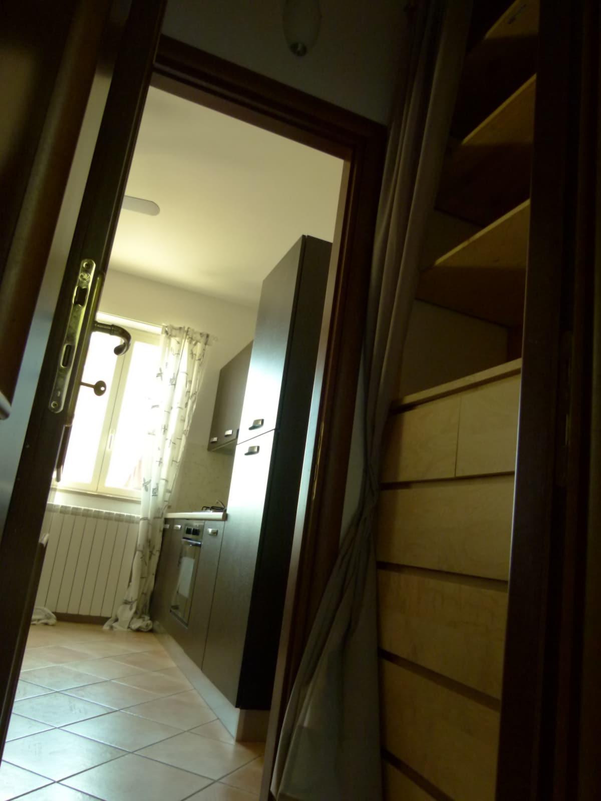 Cozy Studio in Castel Gandolfo