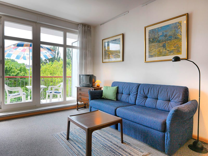 "Berlin ""Pariser Hof"" Apartment 37"