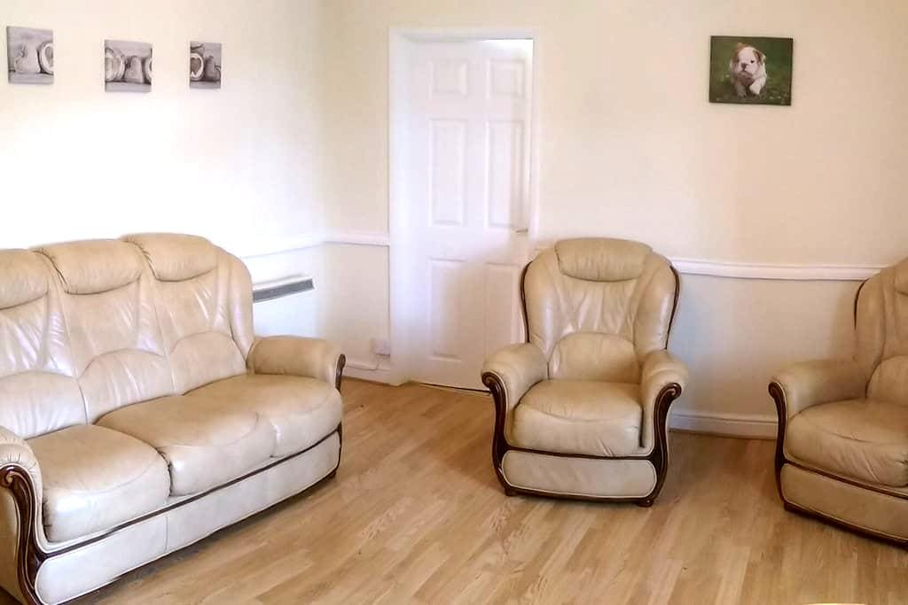 LARGE 2 BED S/ CONTAINED  APT, BLACKMILL, BRIDGEND - Blackmill