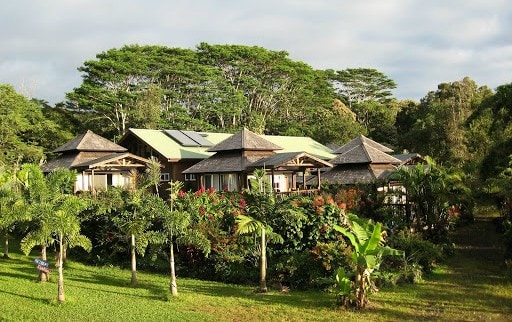 Ohana House Retreat near Pahoa