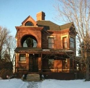 Queen Anne Dearing Mansion built in 1885
