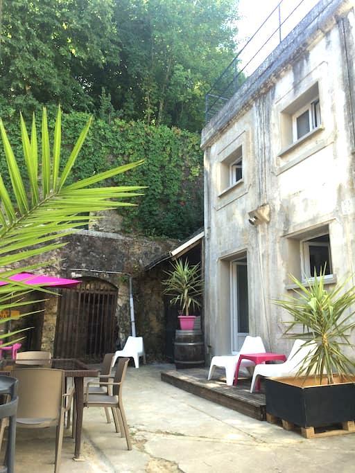 Maison Dans Anciennes Cuves à Vin - Saint-Avertin - Byhus