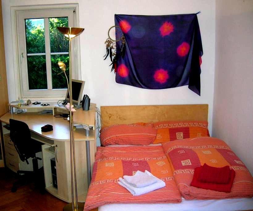 Quiet room close to city center - Salzburg - Casa