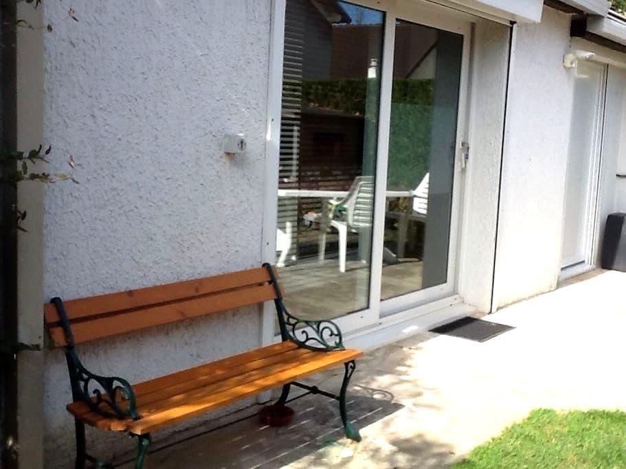 Dépendance tout confort - Gretz-Armainvilliers - Rekkehus