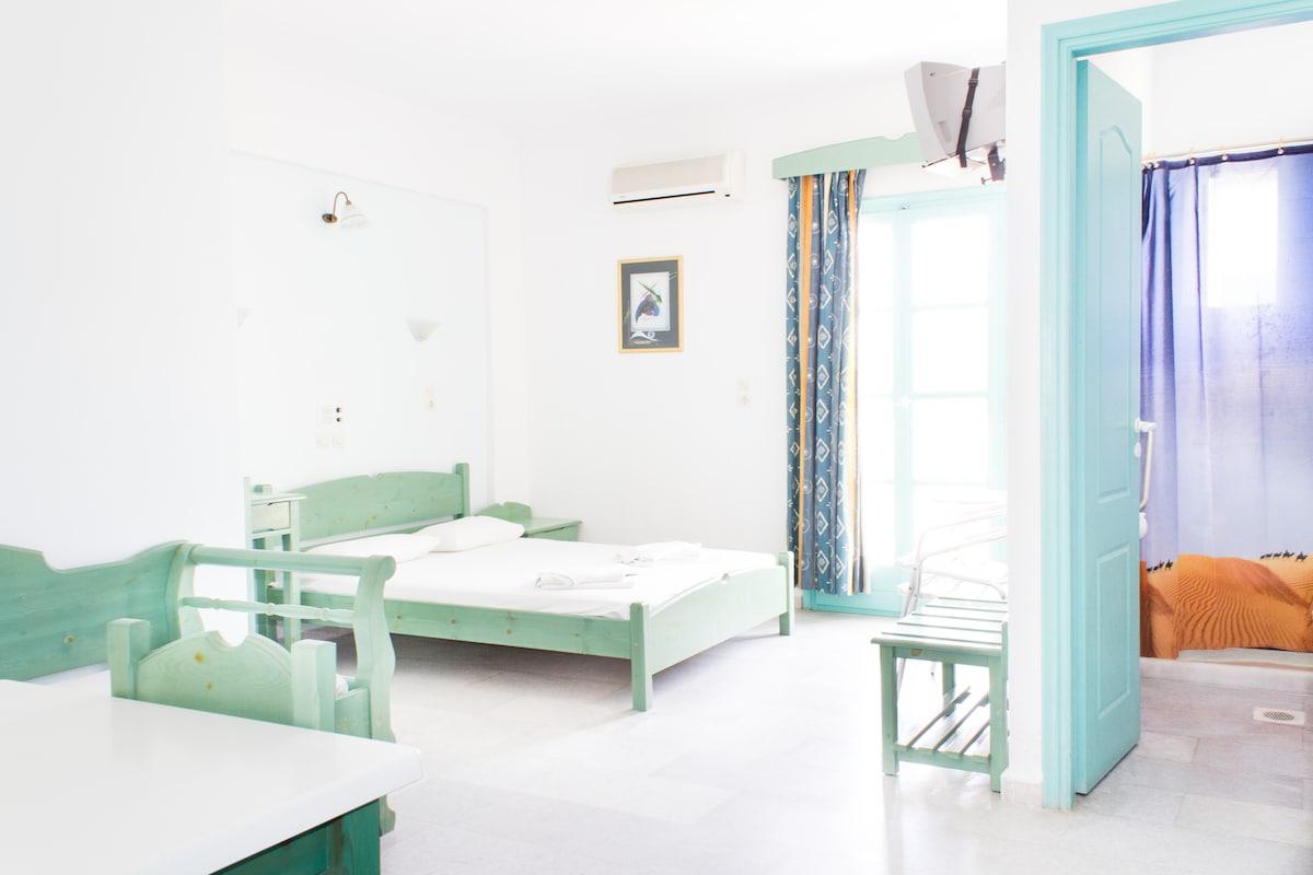 Korali Garden Double Studio, Naxos