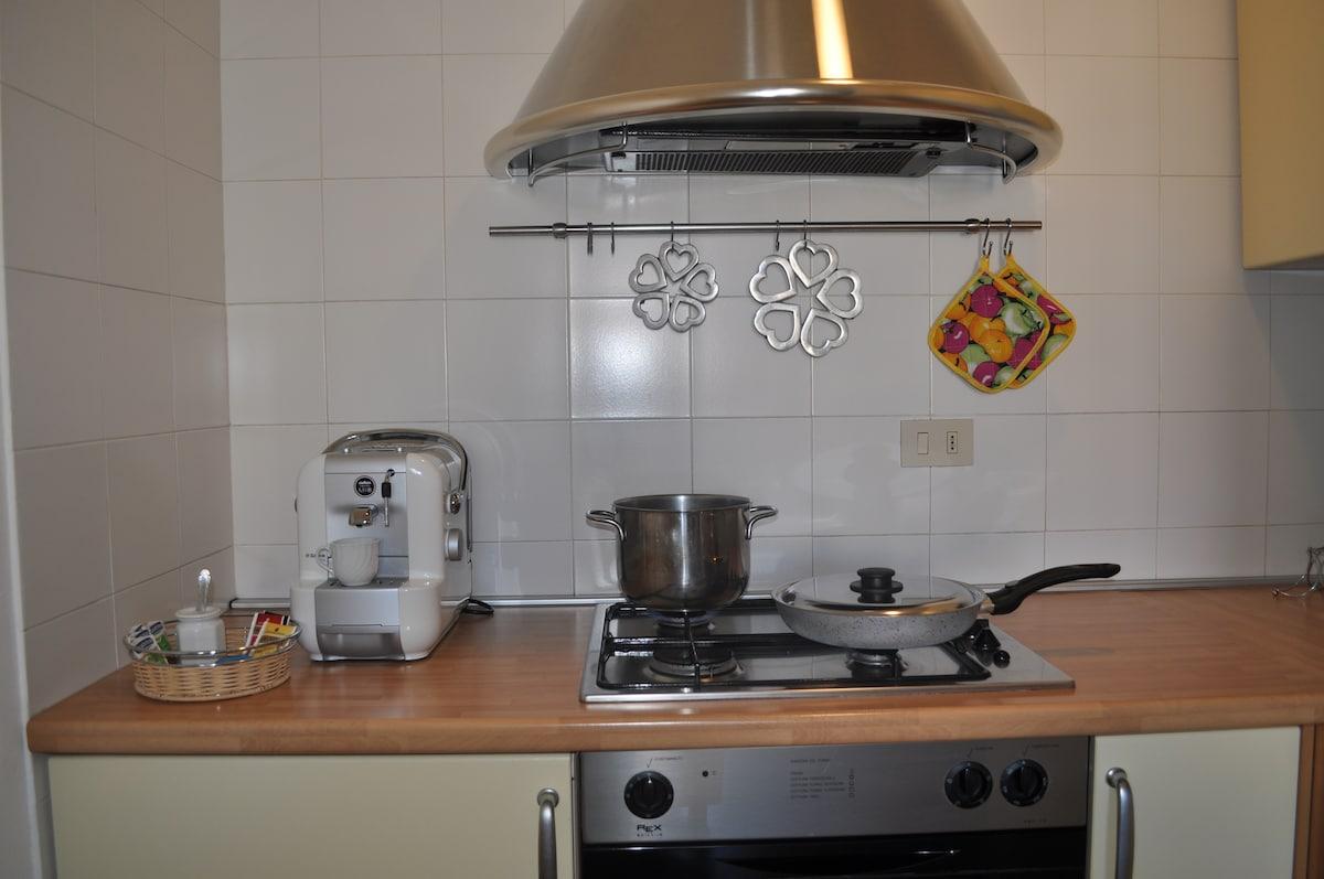 Angolo cottura - kitchen