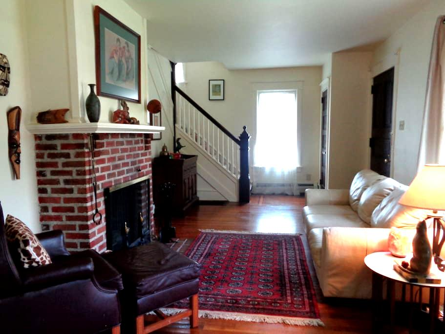 Charming Old House - Delicious Breakfast Included - Moorestown - Hus