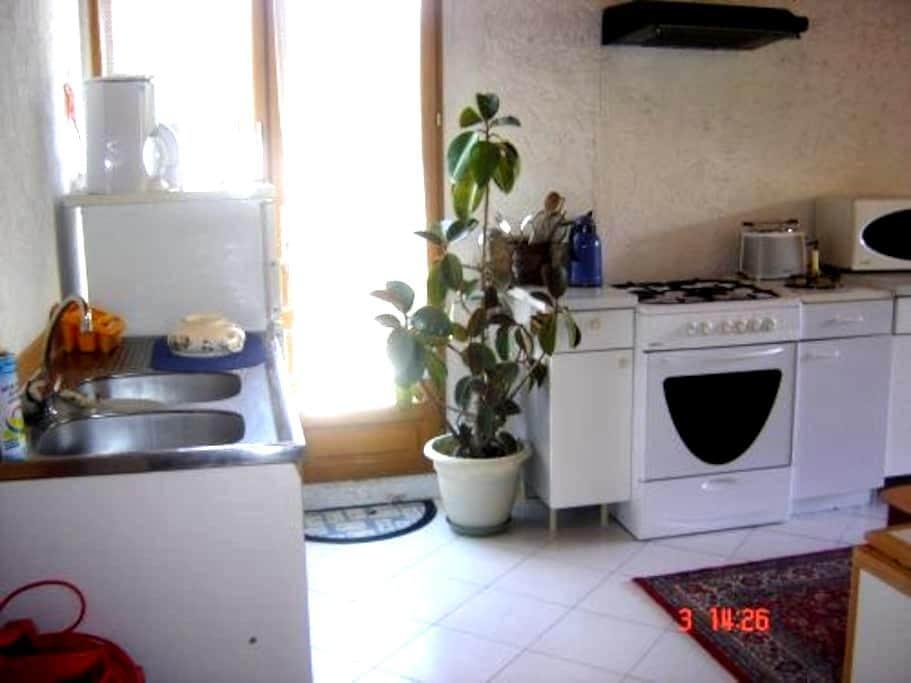appt rez de chaussée dans maison  - Savines-le-Lac - Apartment