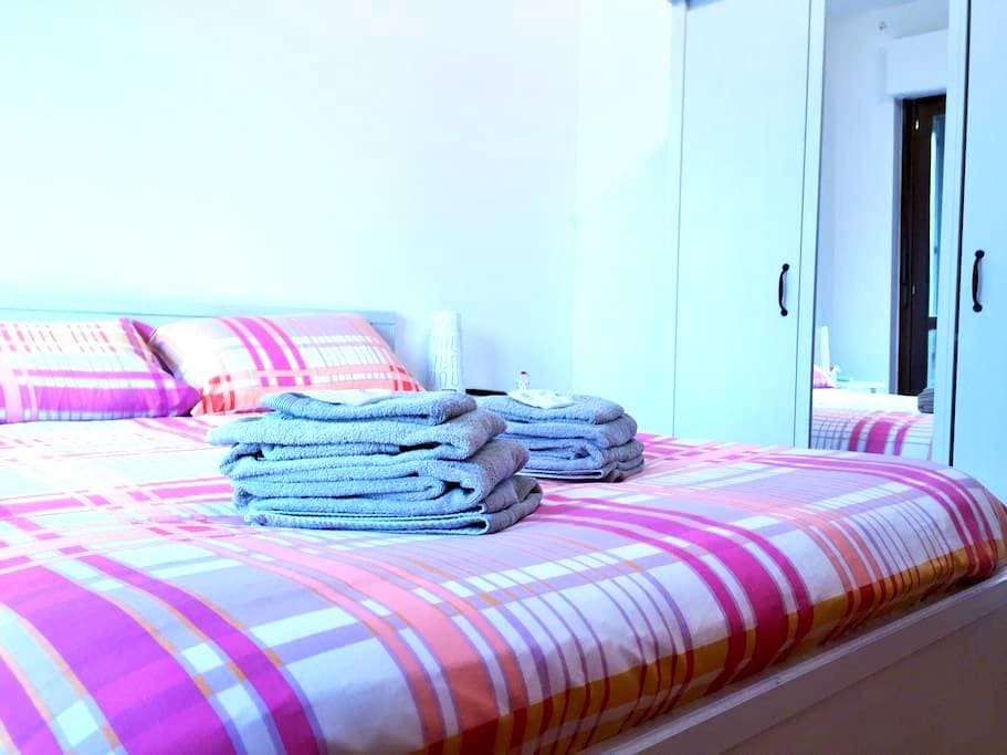 DOMUS VILLAGE - Garden Room - Fiumicino - Bed & Breakfast