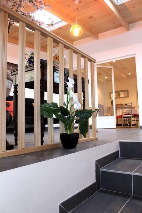 Studio cosy à Ouveillan - Ouveillan - Apartmen
