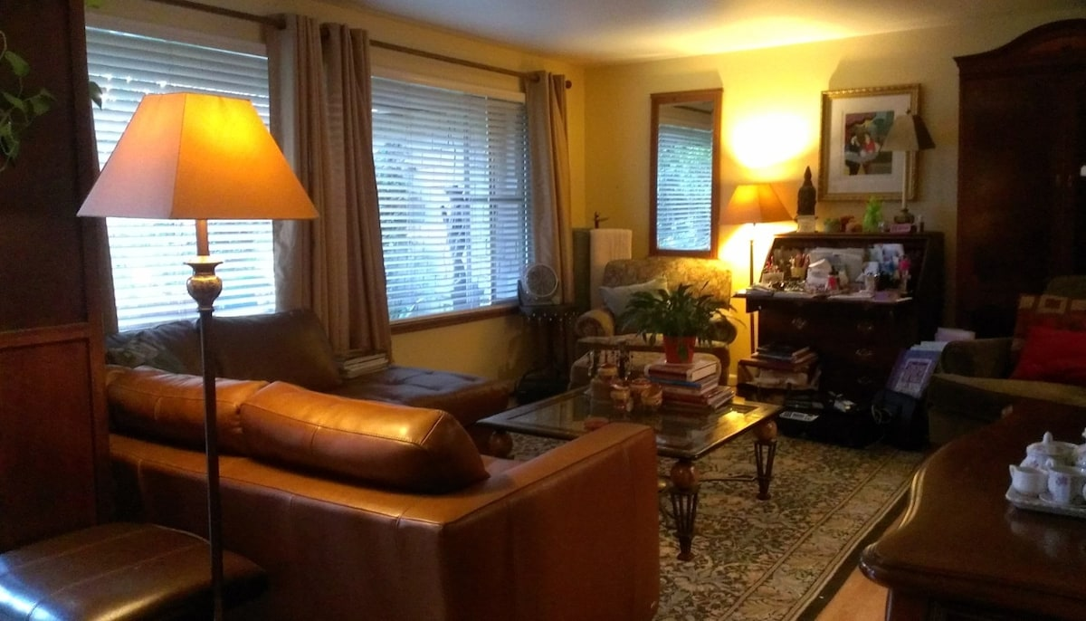 Private room on Mercer Island