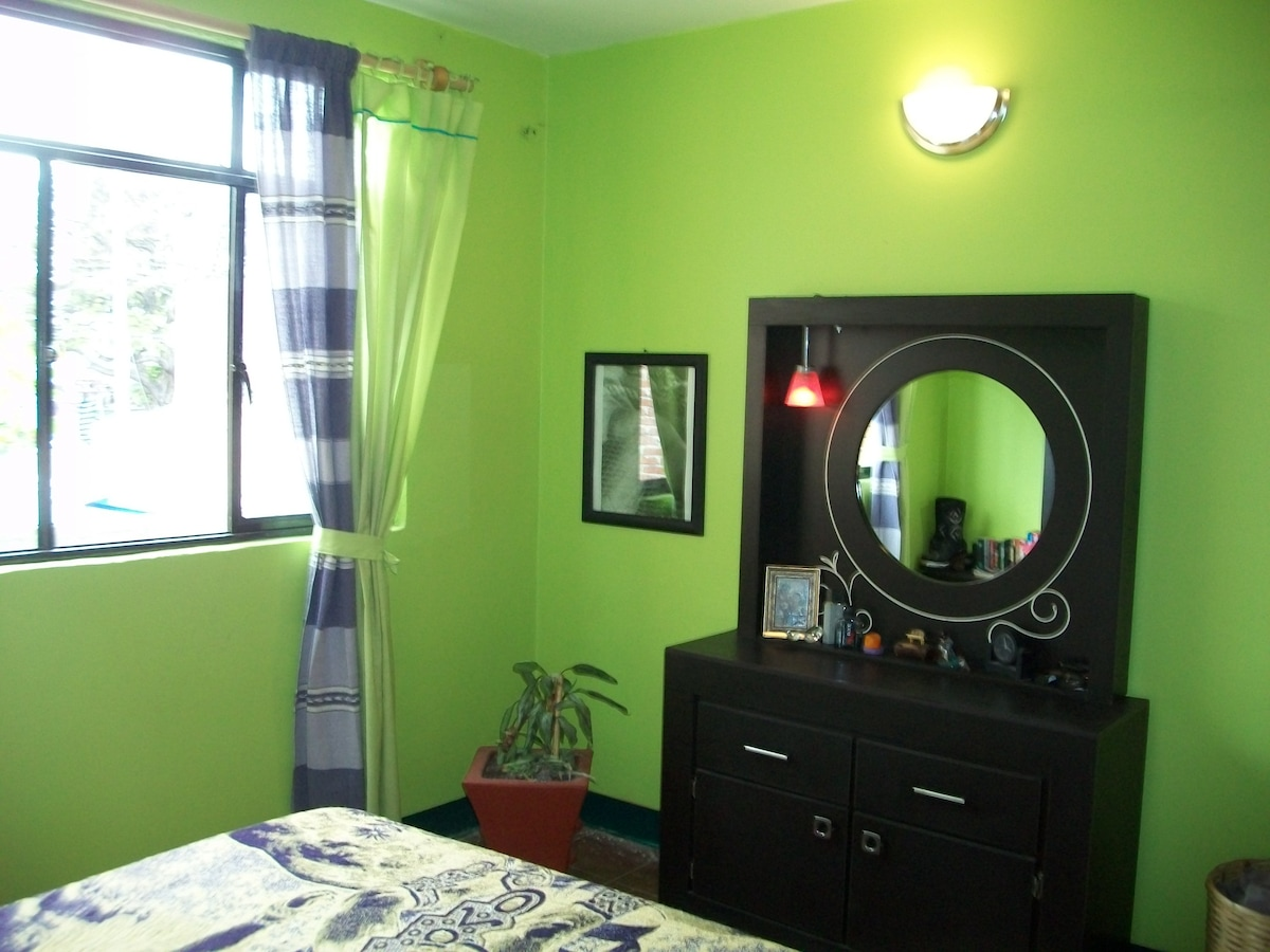 Casa Pavo Real Bed and Breakfast