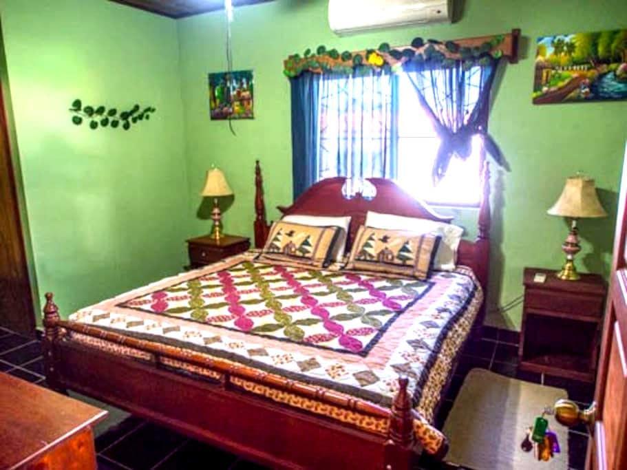 Tia Maria Guesthouse - Room 1 - San Ignacio - Lakás