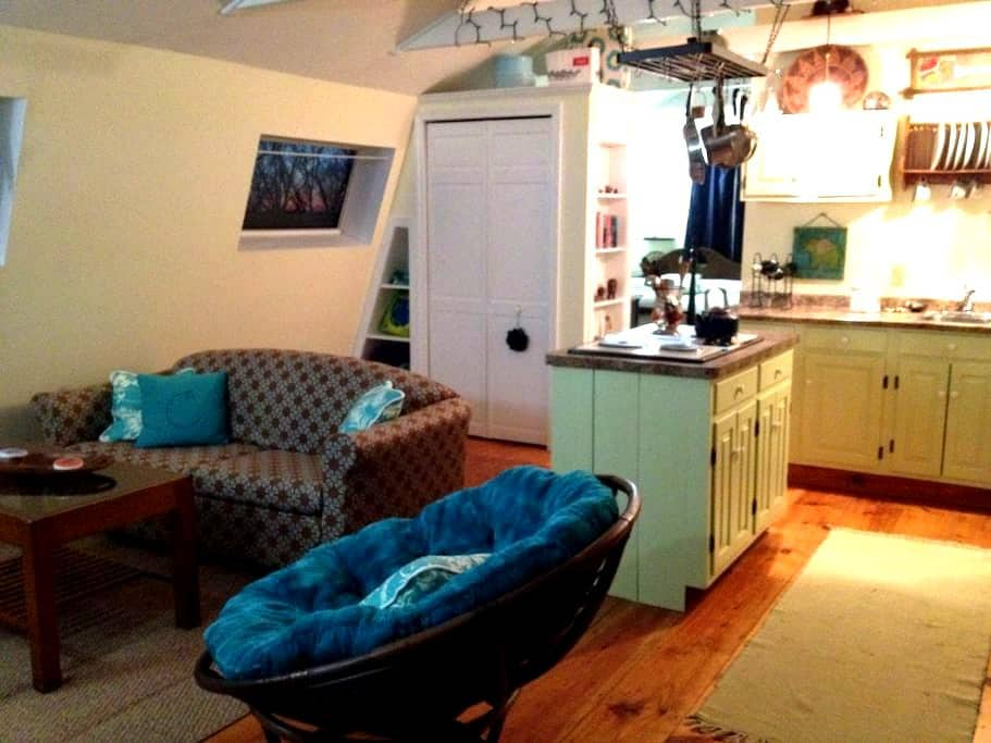 Ashwillett Gardens Studio - North Stonington - Διαμέρισμα