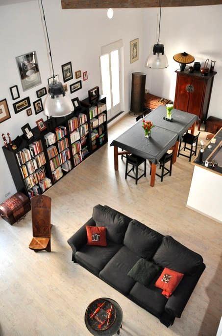 VIGNERONNE GRAND SEJOUR - Mèze - Huis