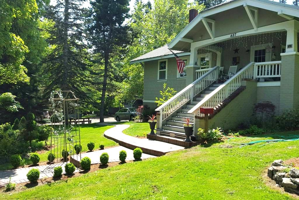 The Sawtooth Room - Vernonia - Bed & Breakfast
