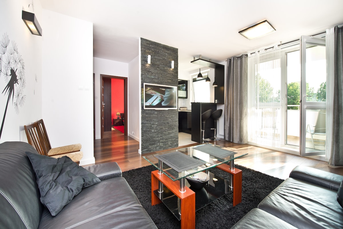 Apartment Gdańsk-close to the beach