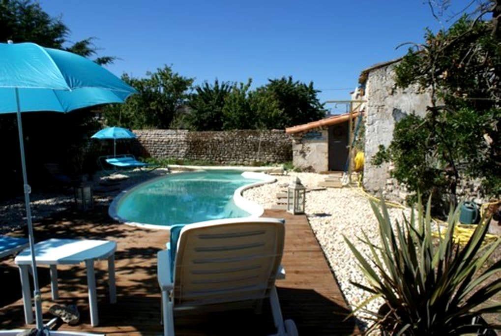 Chambre d'hôtes près ile d'Oléron - Nieulle-sur-Seudre