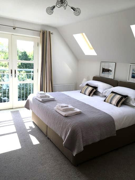 Riverbank luxury self catering apartment - Nairn - Wohnung