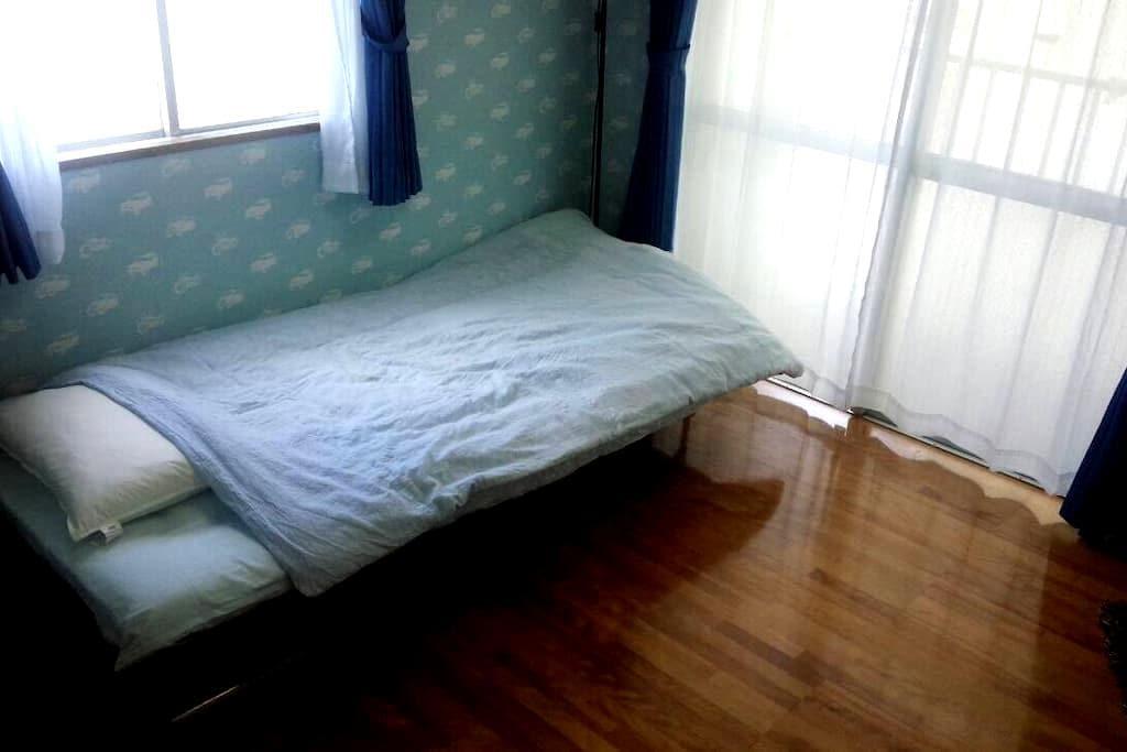 SINGLE ROOM(Convenient, Central Area of Matsuyama) - Matsuyama - Apartment