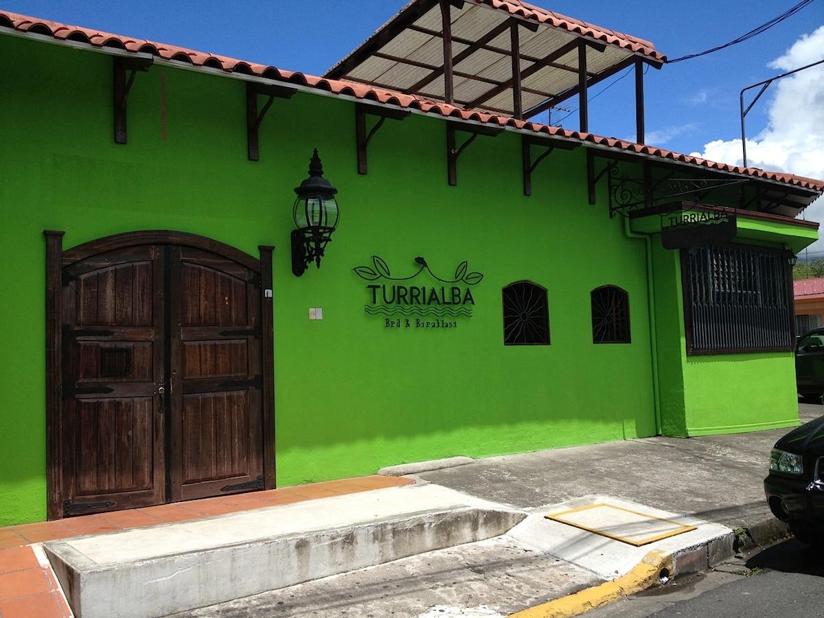 Turrialba B&B Room Pacuare