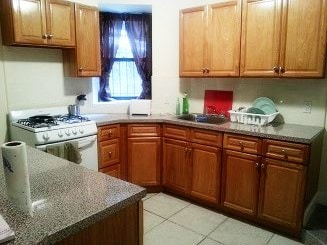 Very spacious Kitchen is available for you