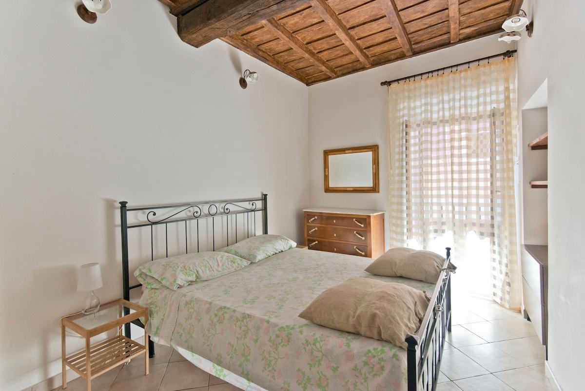 Frascati Centro, our home holidays