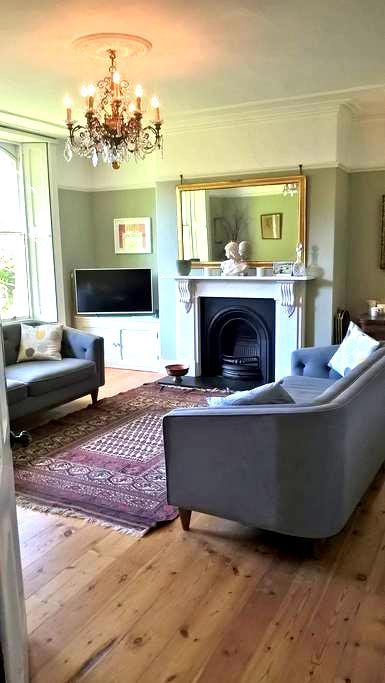 Spacious period town house in South Cotswolds - Stroud - Casa