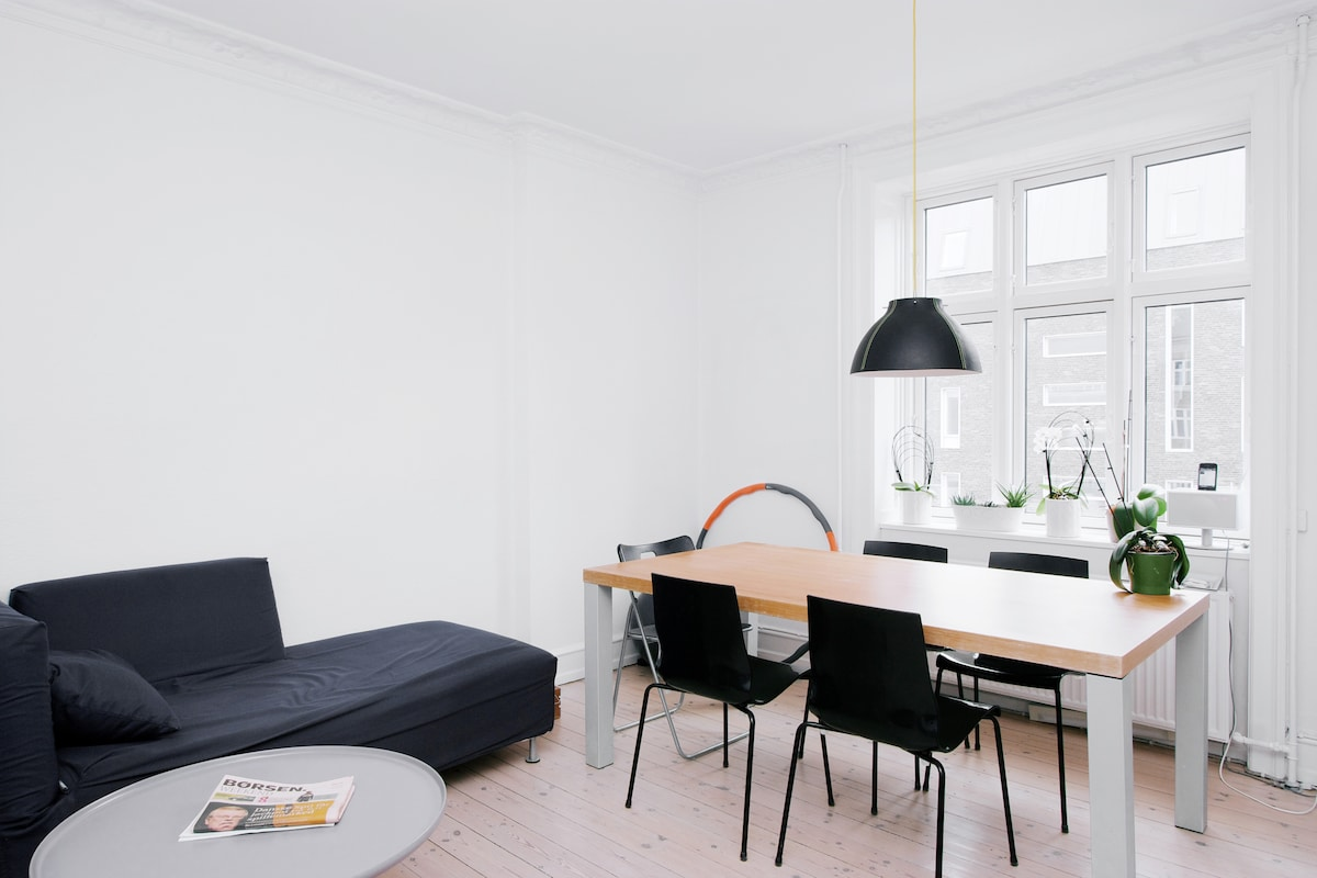 Lovely apartment on Islands Brygge