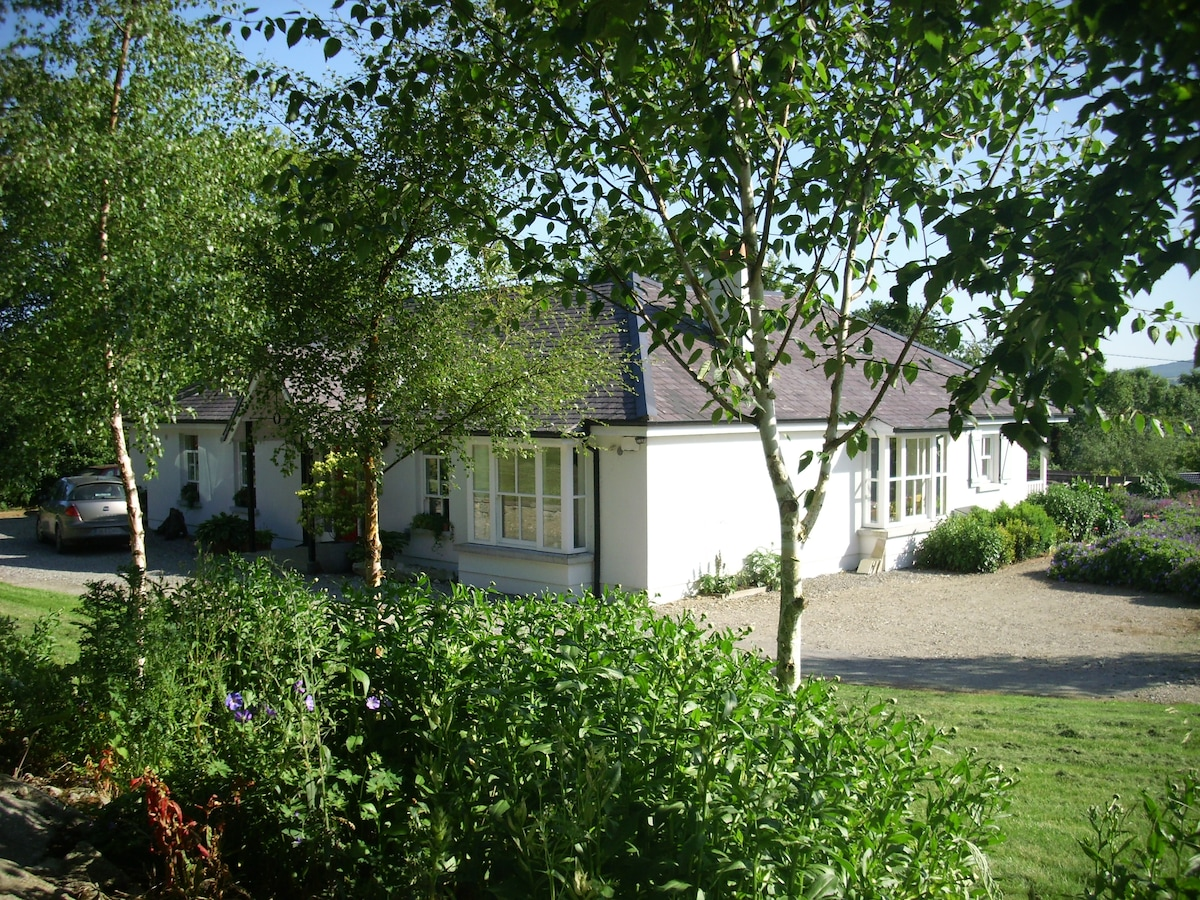 Kilcarry Lodge and gardens, Carlow