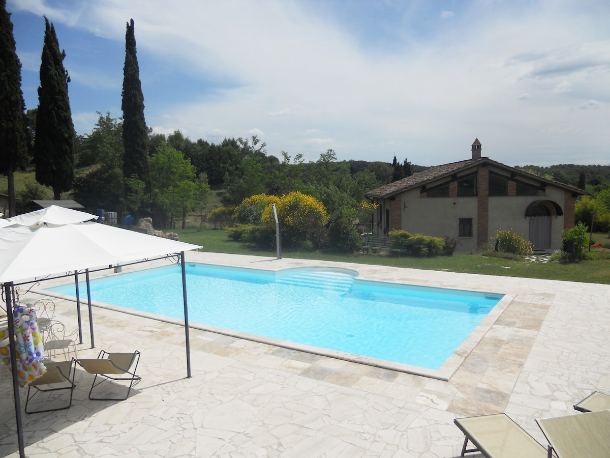 Private villa in Tuscany for groups