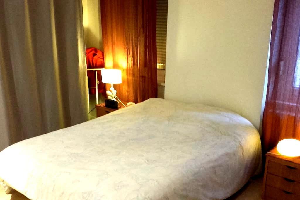Jolie chambre dans appart. cosy proche de la gare - Mulhouse - Daire