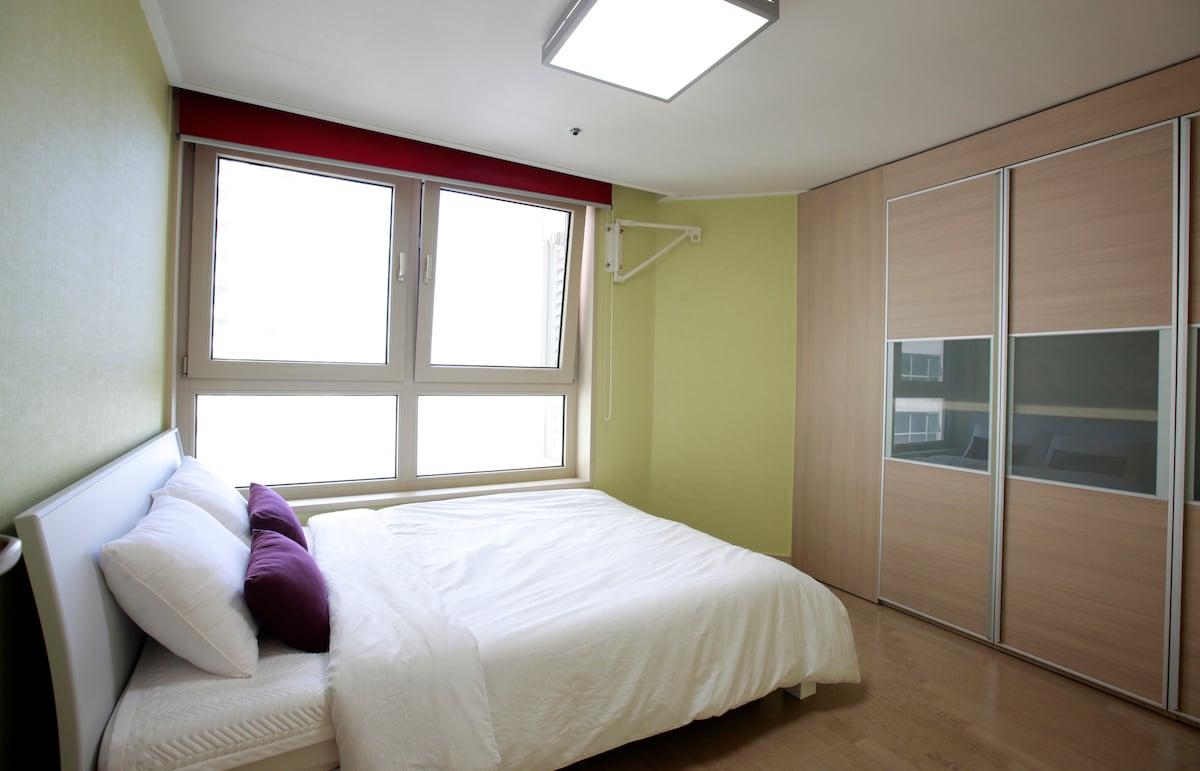 luxury 2 bedroom Residence Haeundae
