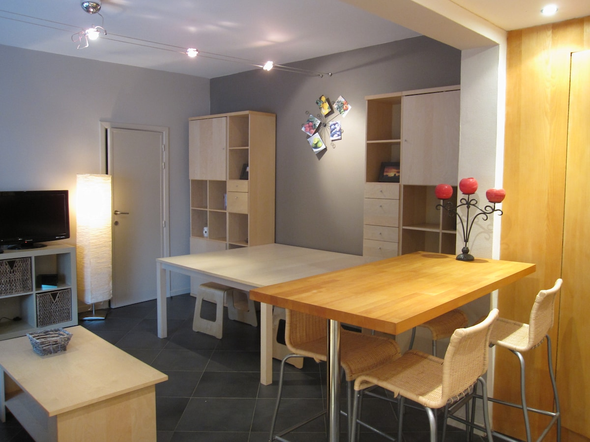 ♥ Le Botanique | 4-person apartment