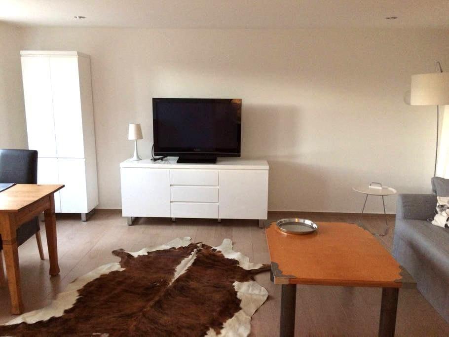 2 Zimmer Ferienwohnung, 55 qm - Hochspeyer