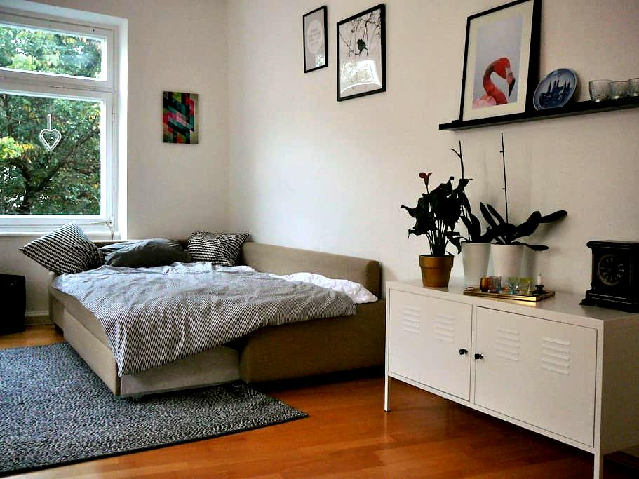 Bright and lovely flat in the city center - München - Apartment