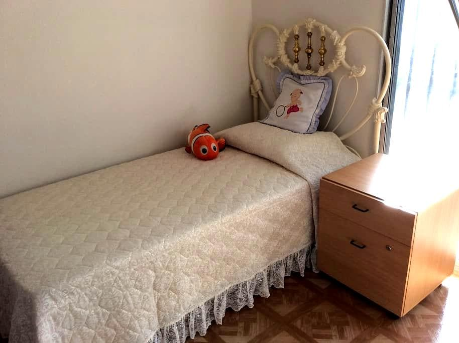 garden clean studio room twin bed - Monterey Park - Bed & Breakfast