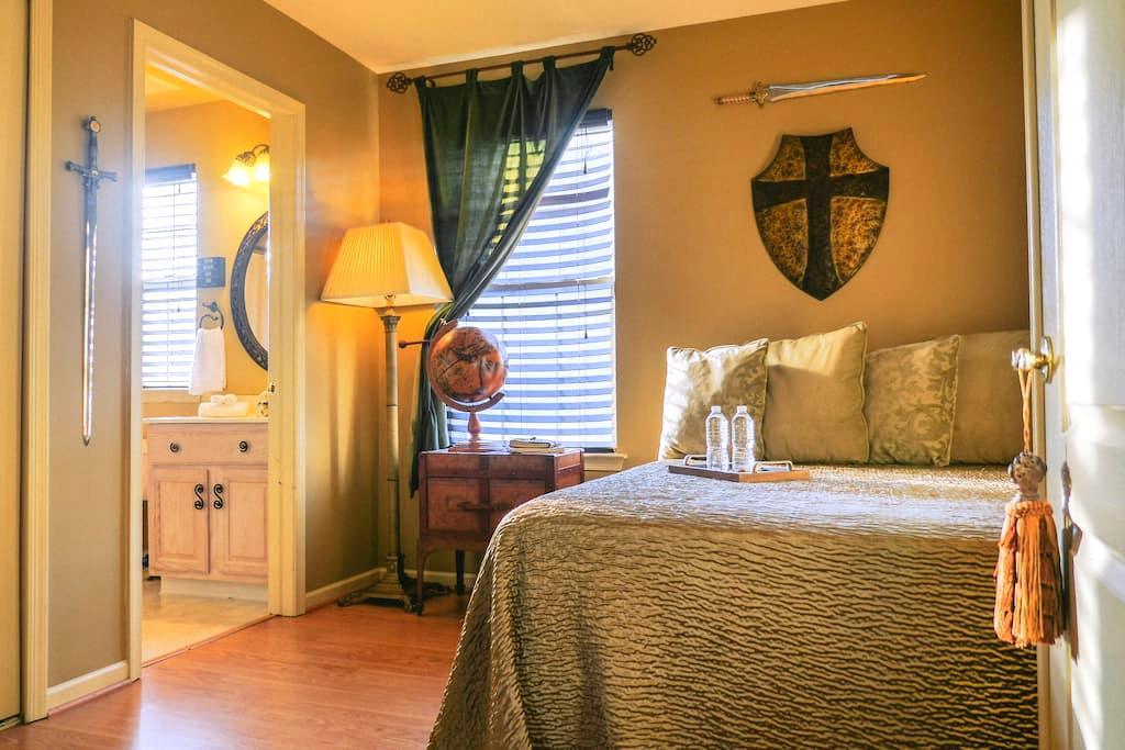 The Gold Room - Lovely & Restful - Egg Harbor Township - Haus
