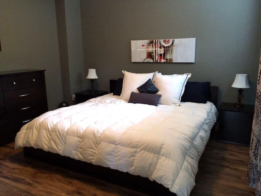 Tranquil moments , 1 bedroom suite - Chilliwack  - Apartamento
