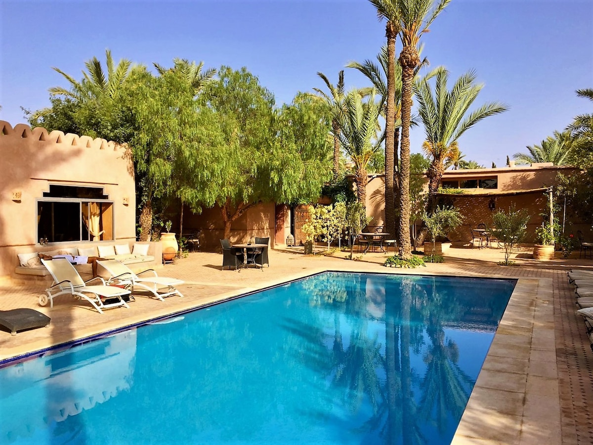 Villa W/ Private Pool In Marrakech   Villas For Rent In Marrakech, Morocco