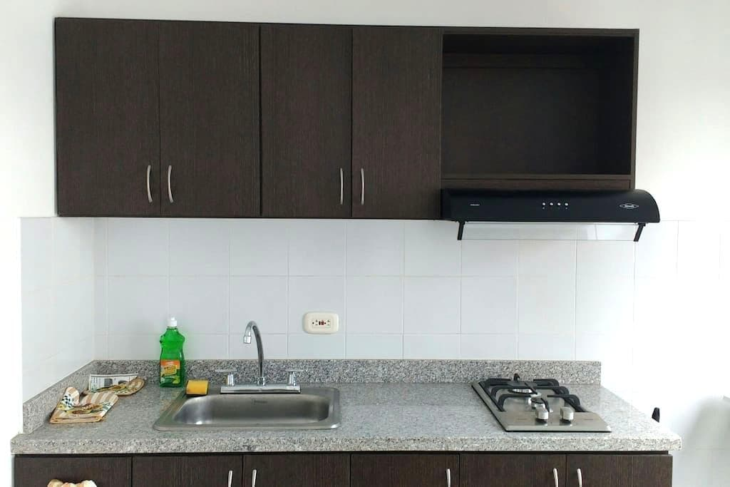 NEW APARTMENT NEXT TO THE AIRPORT AND TERMINAL - Bogotá - Apartmen